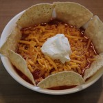 What to put on taco soup