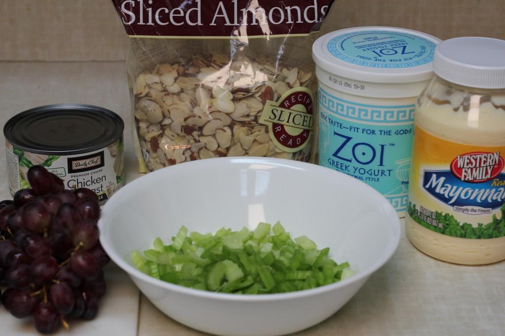 my favorite recipe for chicken salad