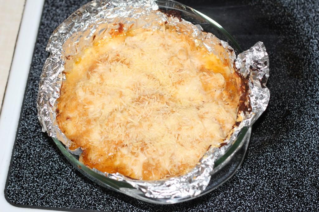 best Parmesan chicken bake