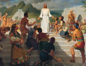 Jesus in the Book of Mormon