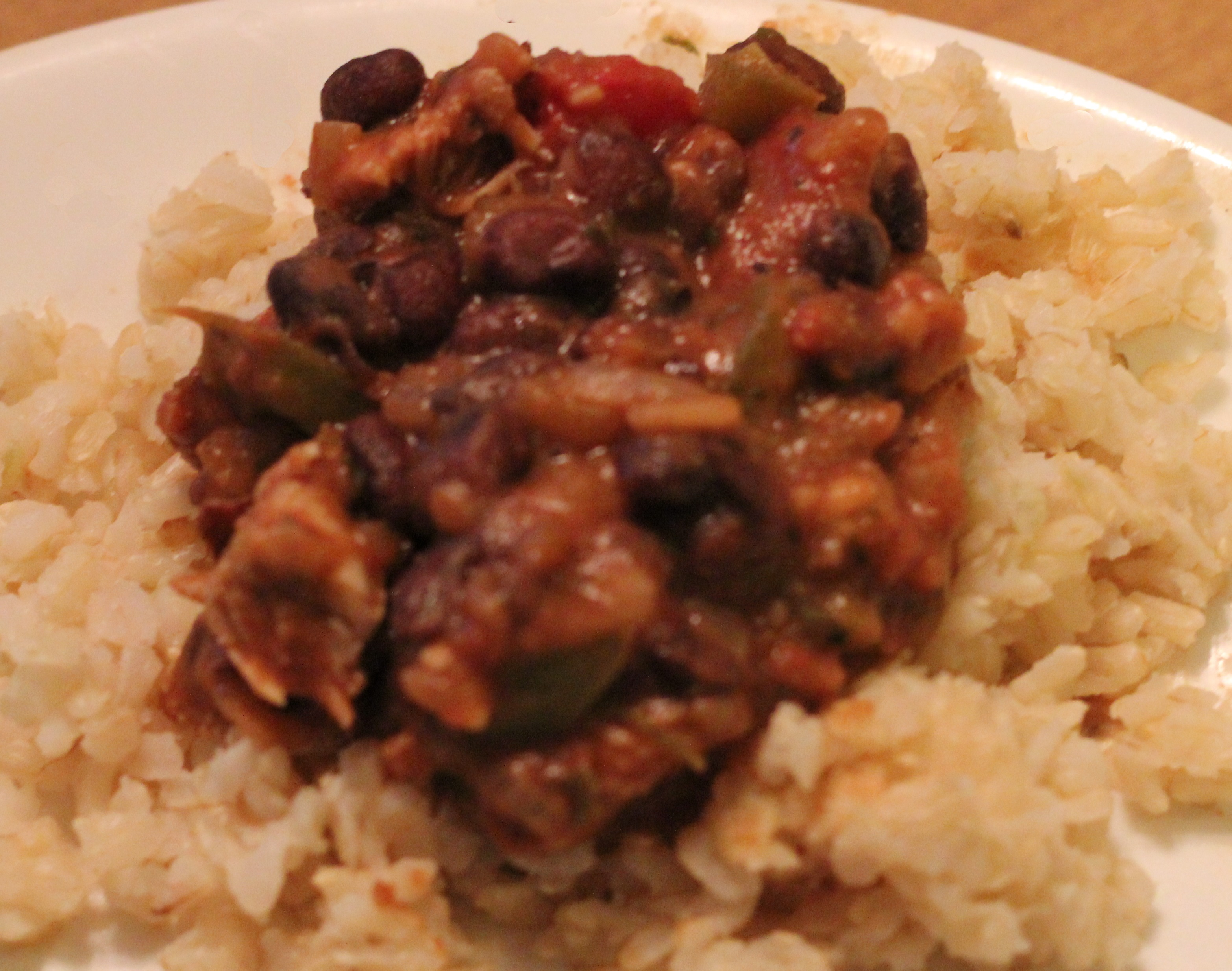 Brazilian style rice black beans recipe easy yummy latterday easy brazilian food this is my version of feijoada a popular brazilian dish i decided to try it out last night and it turned out really good forumfinder Image collections