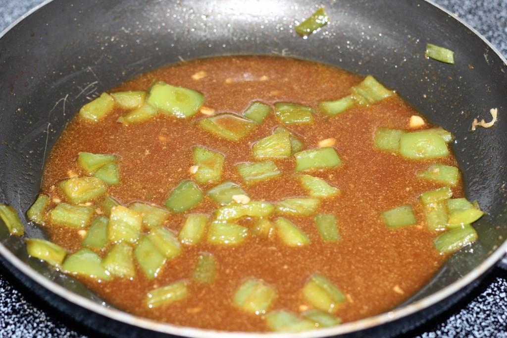 Asian ginger sauce for chicken