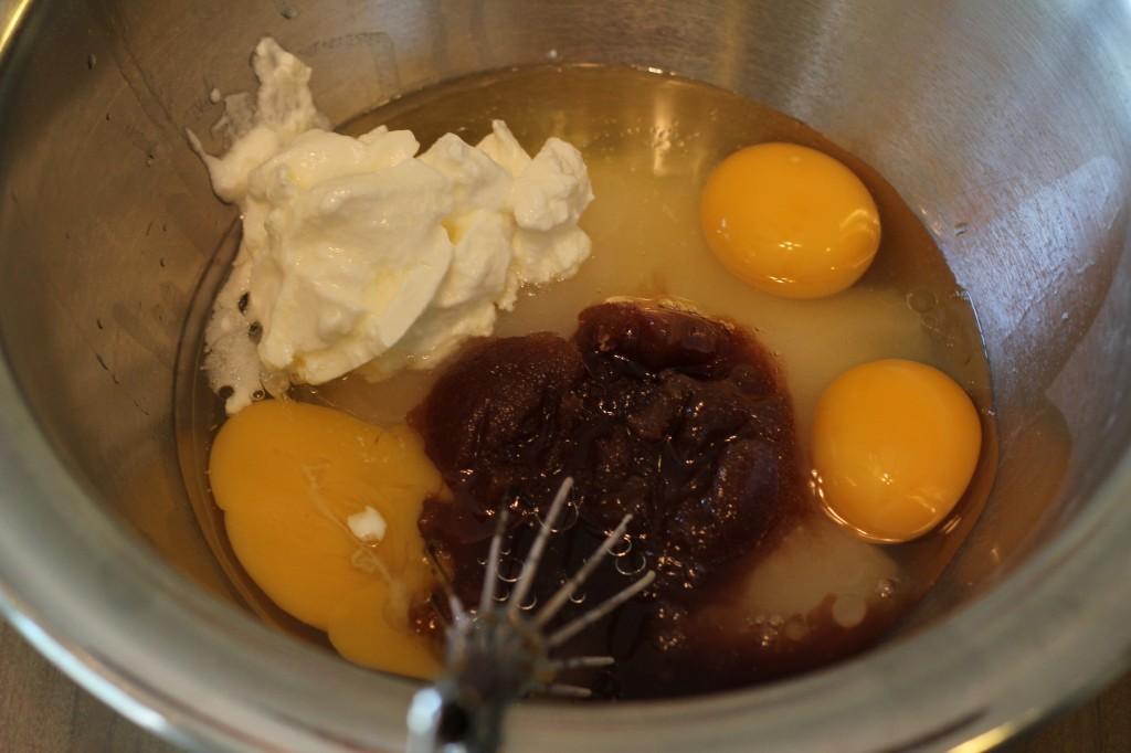 sour cream yogurt zucchini bread