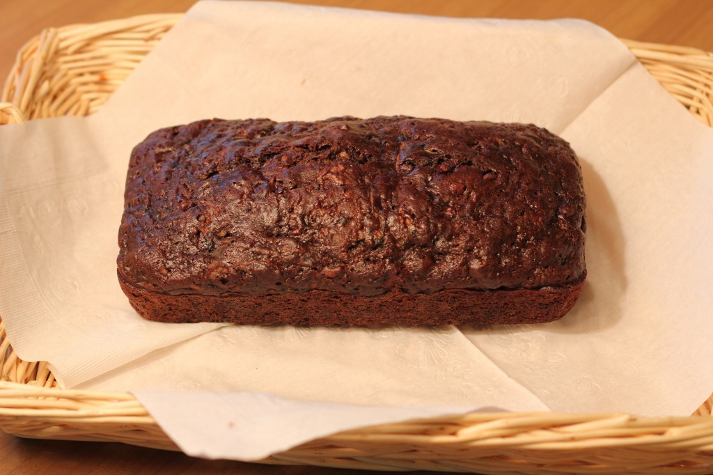 melt in your mouth zucchini bread
