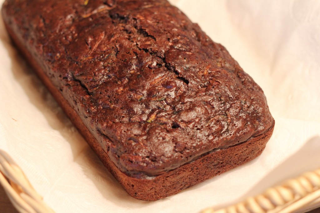 Best Chocolate Zucchini Bread EVER w/Orange Zest ...