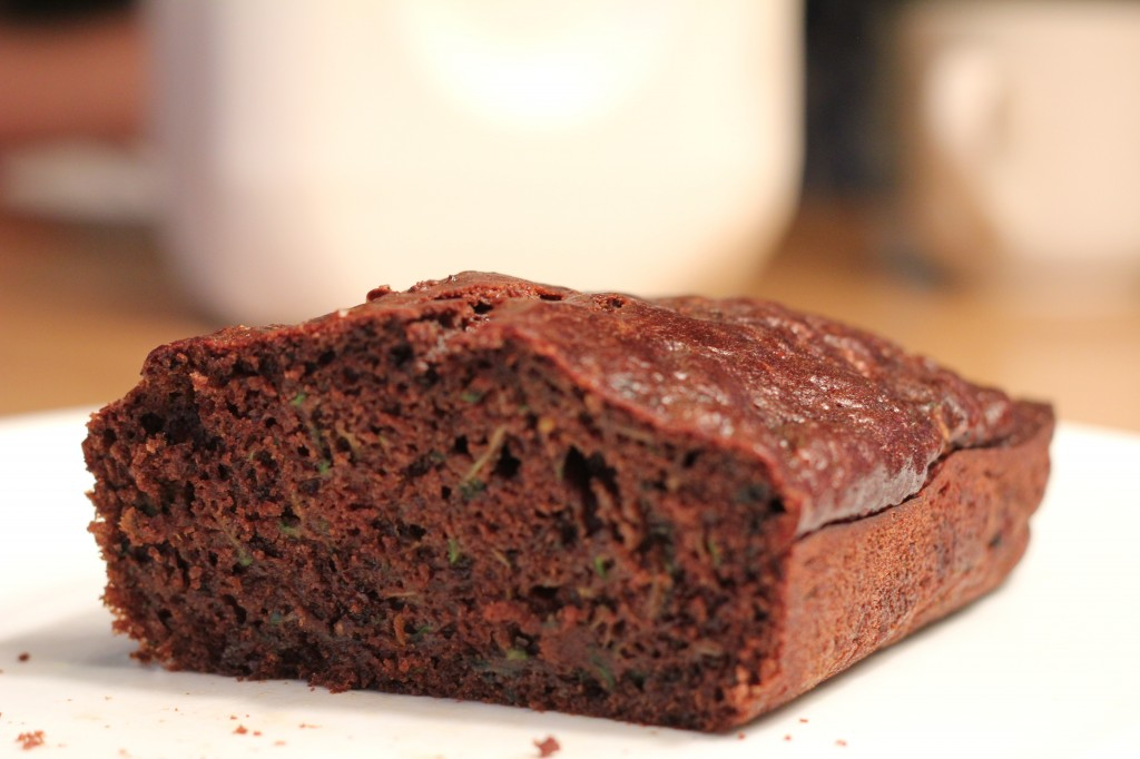 pinterest review chocolate zucchini bread