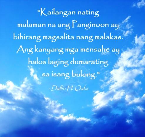 tagalog langit quotes