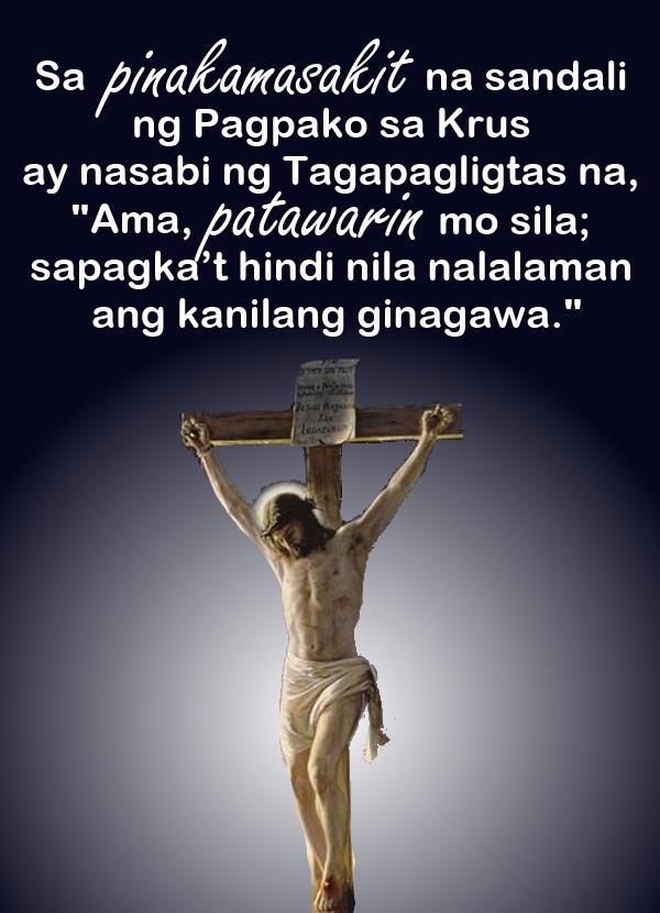 tagalog jesus quote christian