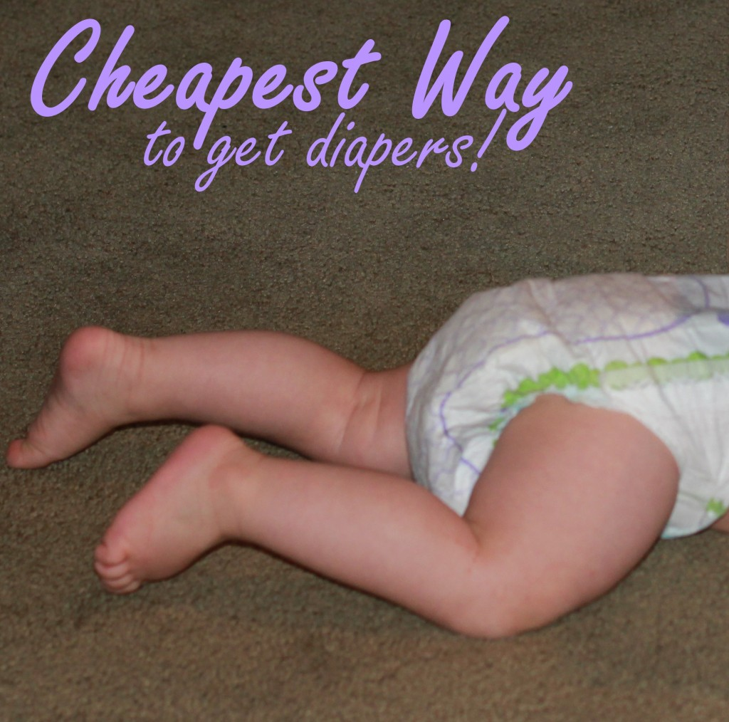 cheapest diapers