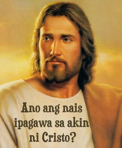 tagalog wwjd god quote