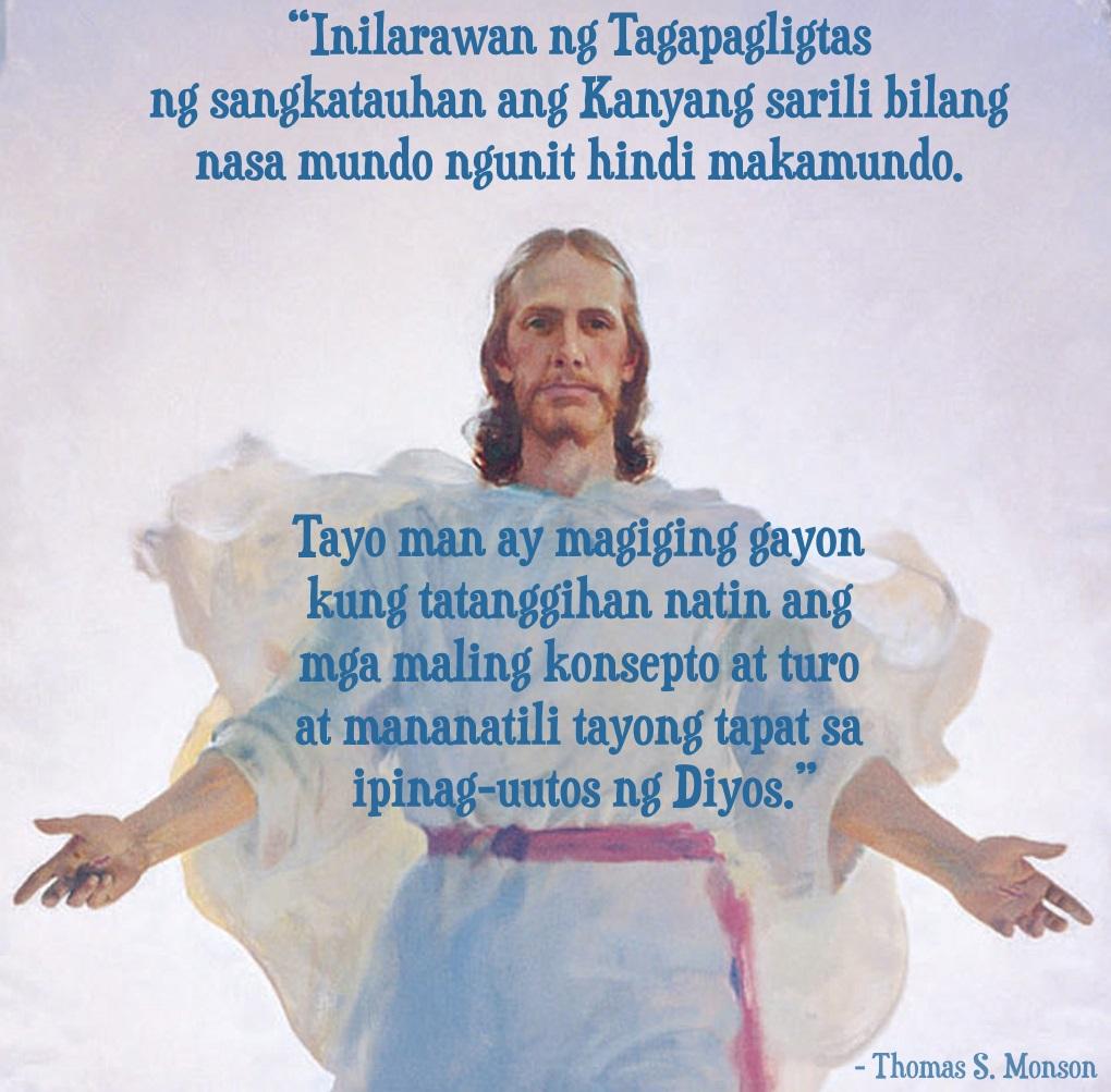 Cristo mahal quote god tagalog