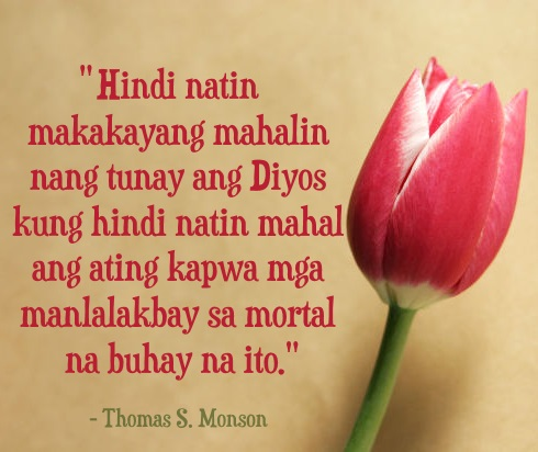 tagalog love quote mahal kita