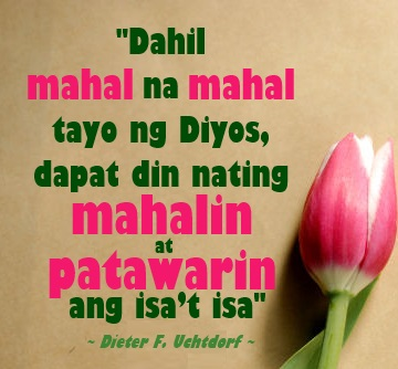 Tagalog Quotes About Love And Friendship Cool Tagalog Christian Quotes Inspirational » Latterday Mommy