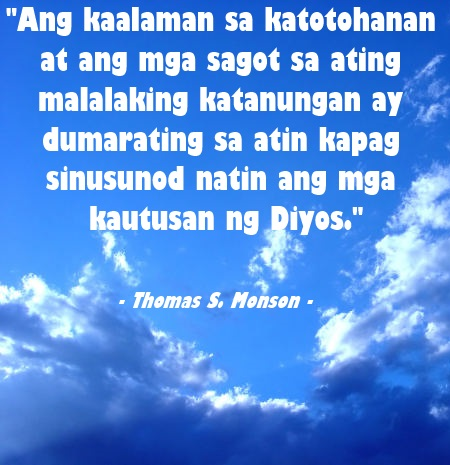 tagalog christian quote