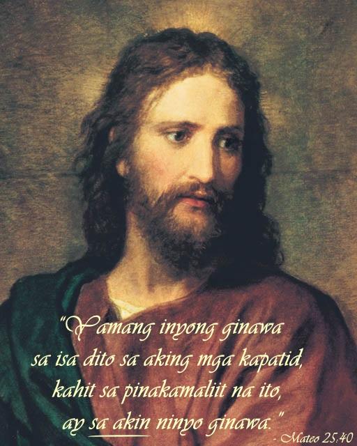 cristo tagalog love quote