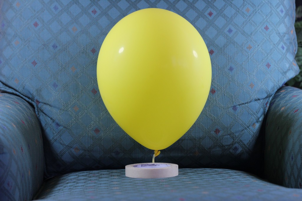 balloon tape object lesson