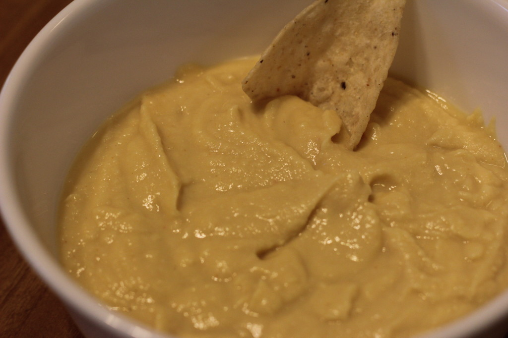 homemade hummus easy