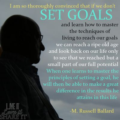 goals small part of our potential quote Ballard