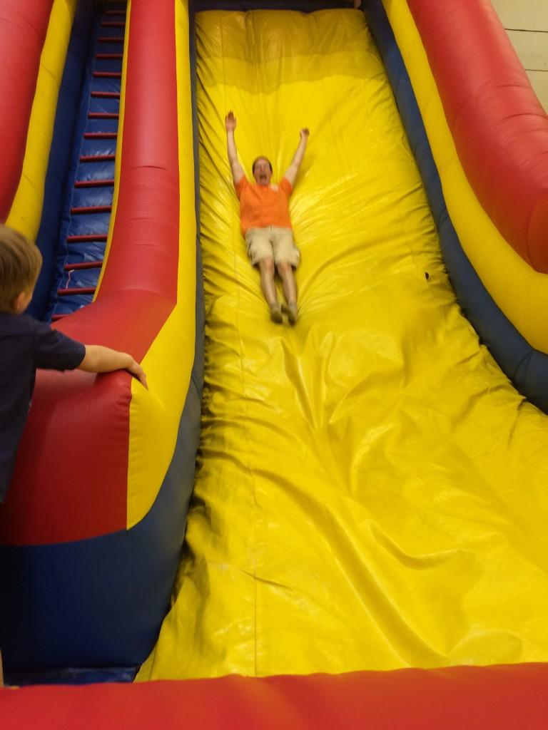bounce house inflatable slide orem