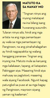 nanay quotes tagalog ina love you