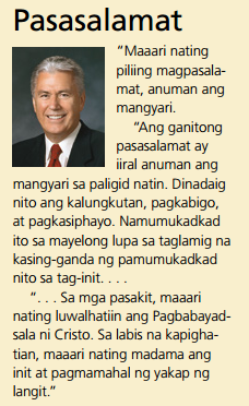 pasasalamat quotes lds
