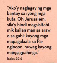 di pababayaan diyos tagalog quote