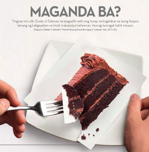 hindi tunay tagalog christian quotes