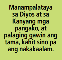 tagalog jesus quotes christian god