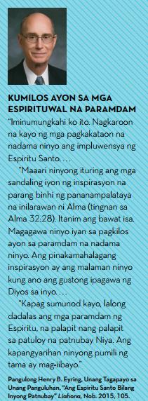 sundin ang patnubay galing sa diyos tagalog quote