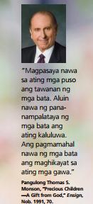 mga bata magmahal quote tagalog