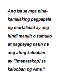 tagalog jesus quotes
