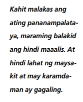 why bad things happen to good people balakid tagalog quotes