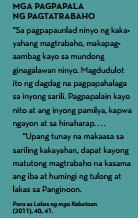 trabaho tagalog quote